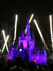 Castelo da Cinderela, Disney