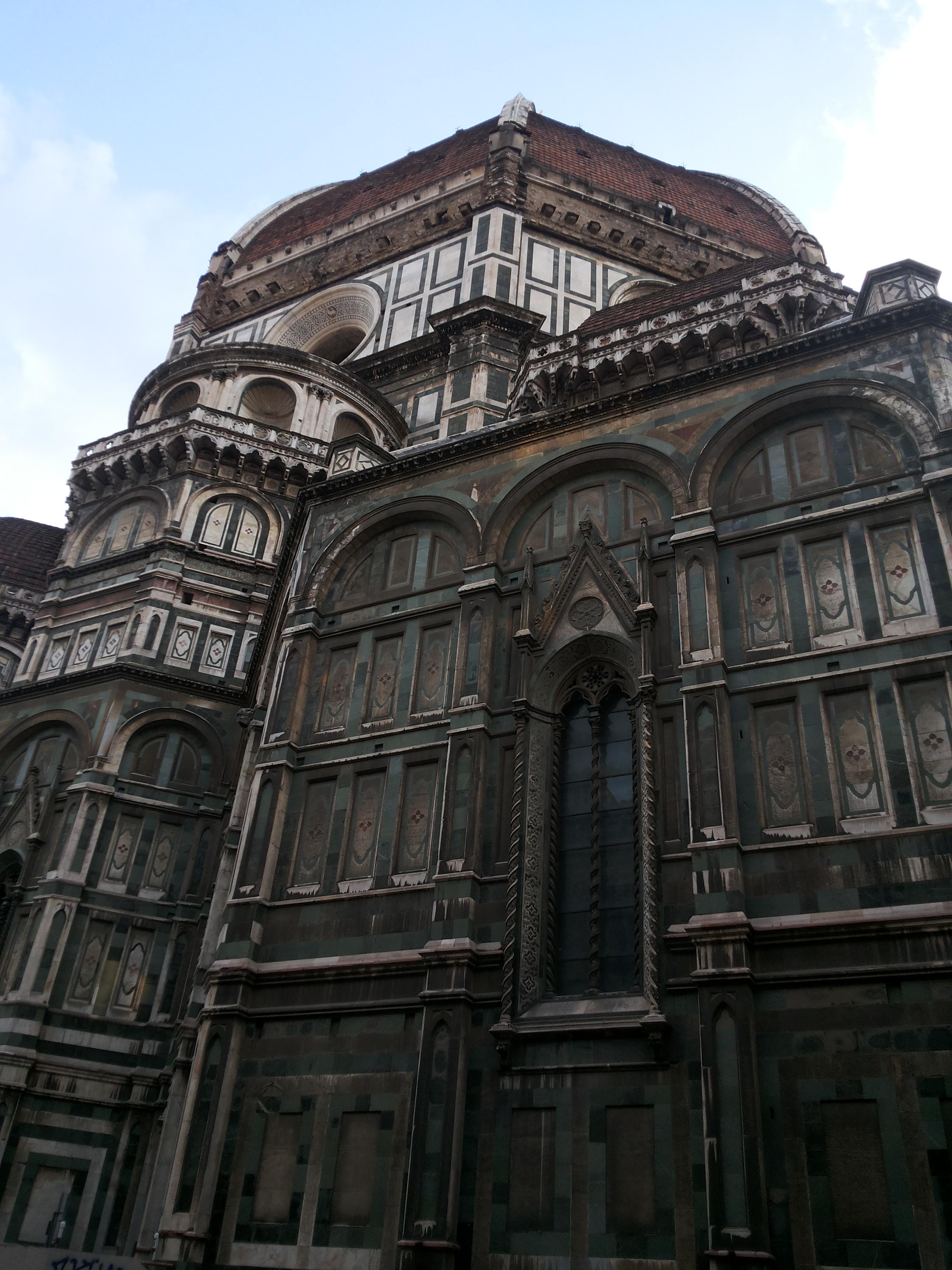Florença, um museu a céu aberto