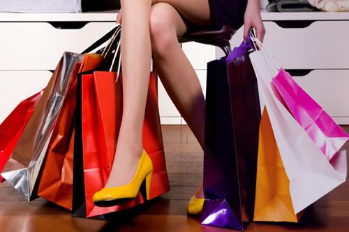 Vamos fazer compras nos EUA