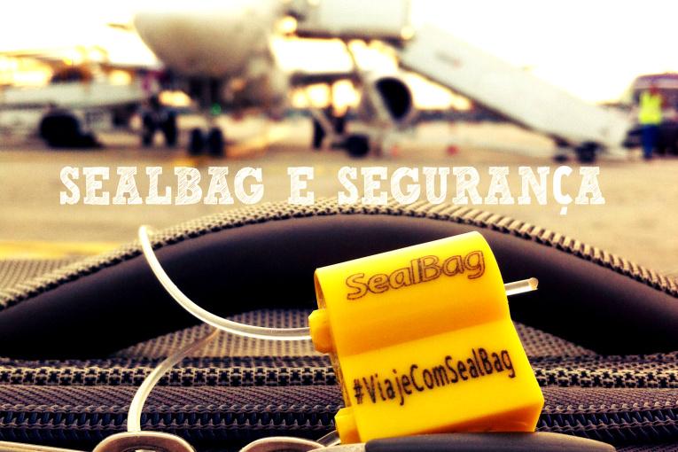 Segura para suas malas e bagaens