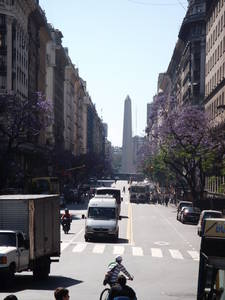 Um ícone na cidade de Buenos Aires