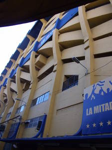 o estadio mais famoso de Buenos aires