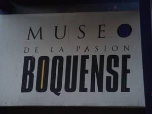 O museu da paixão boquense
