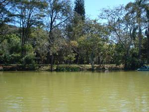 O lindo parque das águas em São lourenço é parada obrigatória