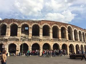 O 3 maior anfiteatro da Itália
