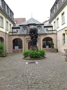 O que fazer em Colmar, visitar o museu Bartholdi